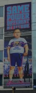 Nordkoreanische Propaganda? Nein, Werbung für neuseeländischeStromfirma